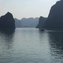 Stunning scenery of Ha Long Bay