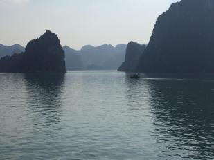 Stunning scenery of Ha Long Bay
